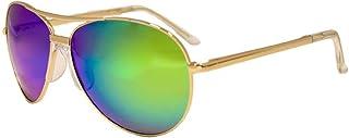 JiMarti P16 No Tangle Polarized Aviator Sunglasses with Special Nose piece