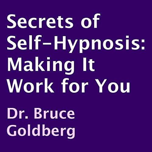 Secrets of Self-Hypnosis audiobook cover art