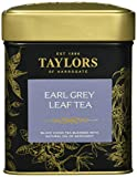 Taylor's of Harrogate Earl Grey Leaf Tea 125 g, 1er Pack (1 x 125 g)