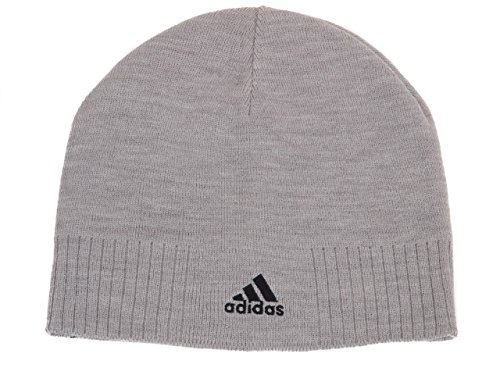 Adidas Essentials Corporate Beanie Grey Talla única