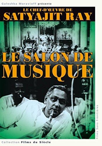 El salón de música / The Music Room ( Jalsaghar ) [ Origen Francés, Ningun Idioma Espanol ]