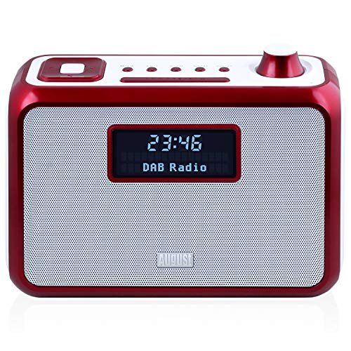 August MB400R Radio Digitale DAB/DAB+ – Radiosveglia...