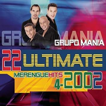 22 Ultimate Merengue Hits 2002