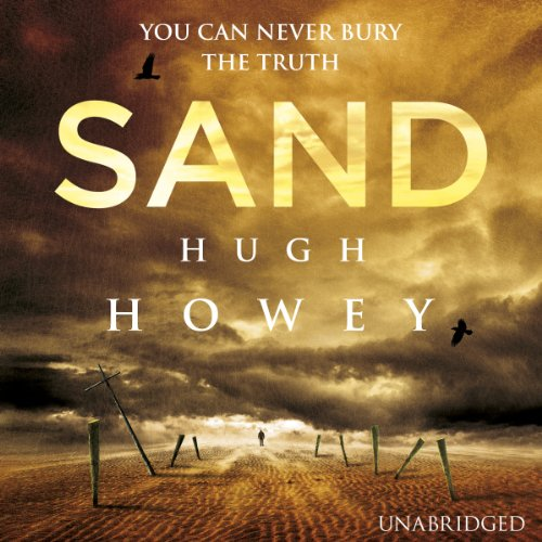 Sand audiobook cover art