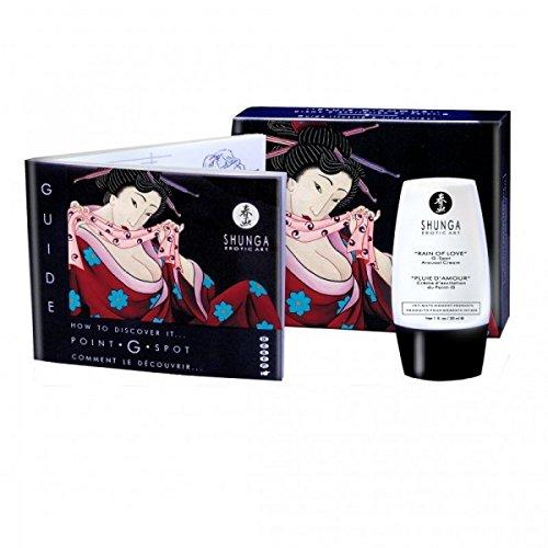 Crema estimulante del punto-G Shunga