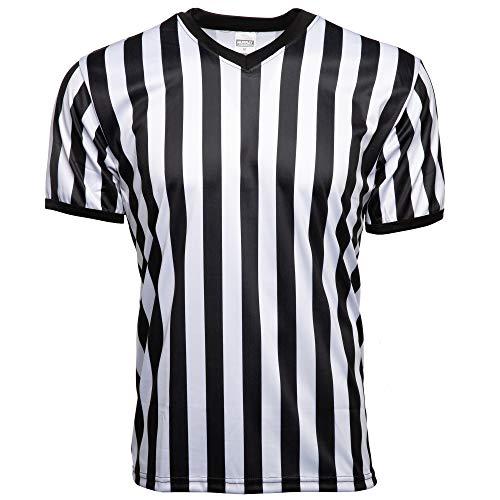 Murray Sporting Goods V-Neck Referee Shirt   Men's Official Short...