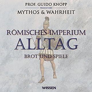 Römisches Imperium - Alltag. Brot und Spiele Titelbild