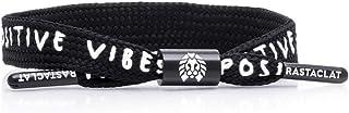 دستبند توری تک نفره Rastaclat Positive Vibes برای مردان و زنان