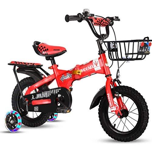 Folding Bike Park Estudiante De Bicicleta De Ejercicios Chica del Muchacho De Los Niños De Bicicletas De Acero Al Carbono De Alta Niños Y Niñas Super Speed Light