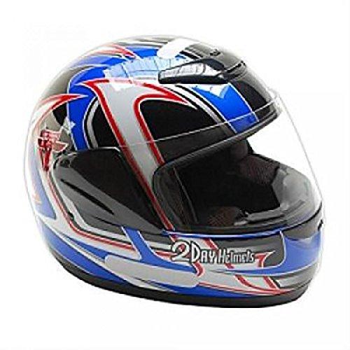 Générique Casque Deux Roues 2 Day Helmets Taille XL Neuf