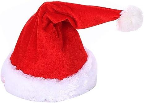 Rocking Xmas Christmas Novelty Singing Moving Dancing Santa Hat funny Musical