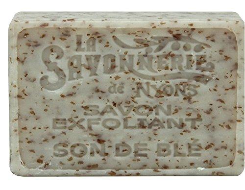 La Savonnerie de Nyons Peeling Weizenkleie 100Gramm, Multi/Farbe, eine Größe