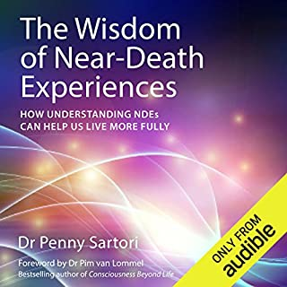 The Wisdom of Near Death Experiences audiobook cover art