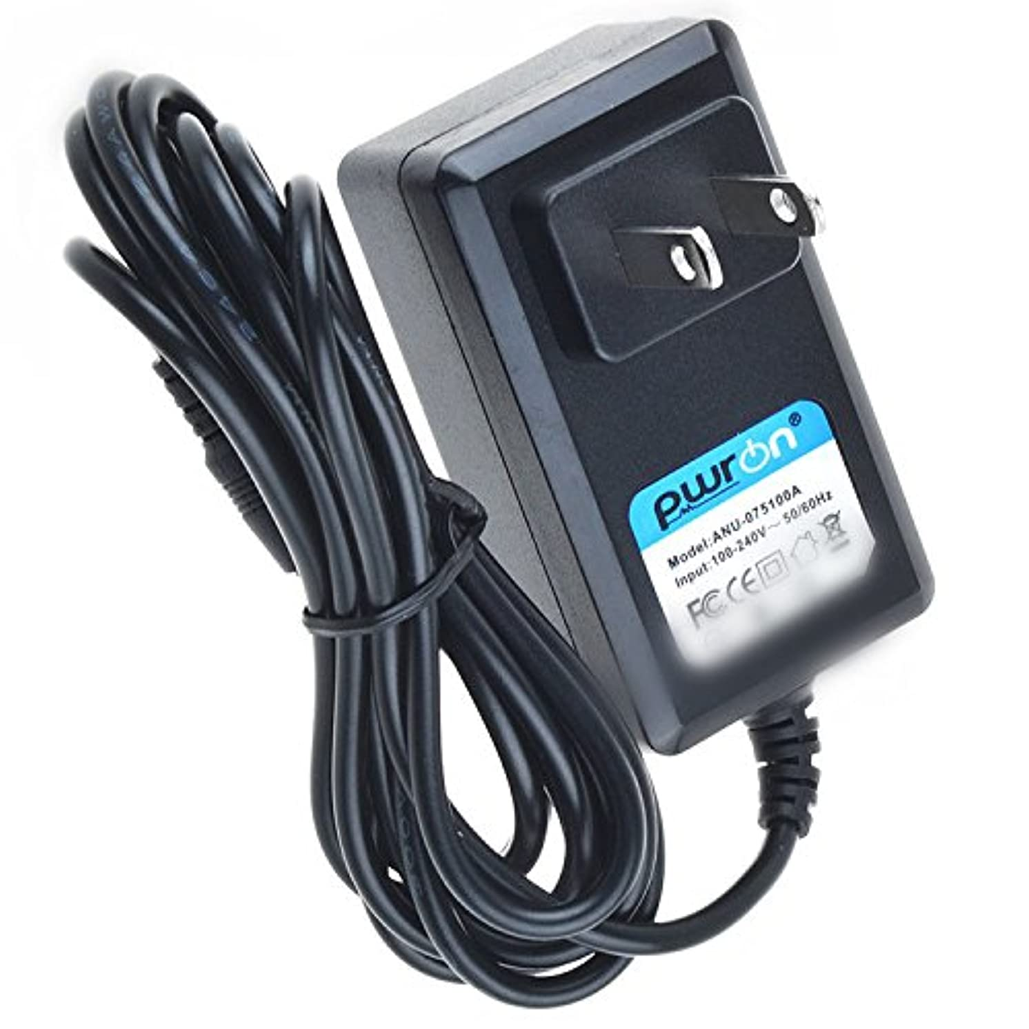 PwrON AC to DC Adapter for Schwinn Fitness SR23 Recumbent Exercise Cycle Bike Power Supply Cord