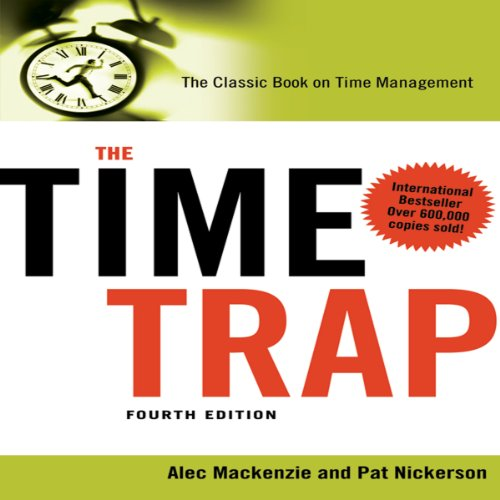 The Time Trap, 4th Edition cover art
