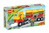 LEGO Duplo Ville Series # 5605 : Tanker Truck Set with Driver Minifigure