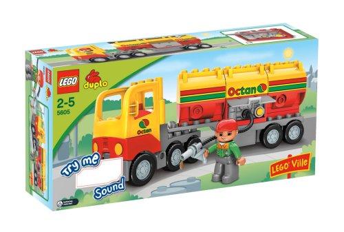 LEGO Duplo 5605 - Tanklaster