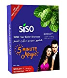Best Hair Color Shampoos - Siso 5 Minute Magic Hair Color Shampoo, Natural Review