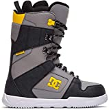 DC Phase Mens Snowboard Boots Frost Grey Sz 11.5