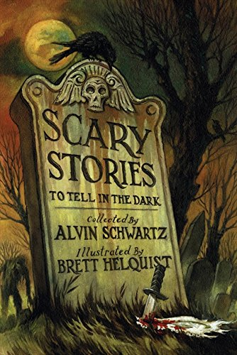 SCARY STORIES TO TELL IN DARK