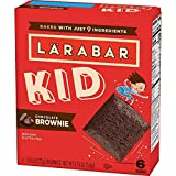 Larabar Bar Kids Chocolate Brownie (Pack of 4)