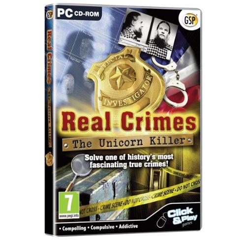 Real Crimes: Unicorn Killer (PC CD) [Edizione: Regno Unito]