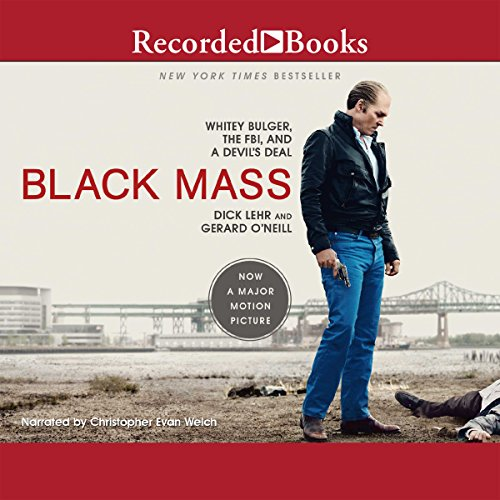Black Mass audiobook cover art
