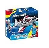 PLAYMOBIL - Avión Portátil (4342)