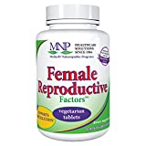 Michael's Naturopathic Programs Female Reproductive Factors - 60 Vegan Tablets - Nutrients to Support Healthy Contraception & Pregnancy - Vegetarian, Gluten Free, Kosher - 20 Servings