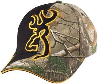 Browning Buckmark Camo Cap
