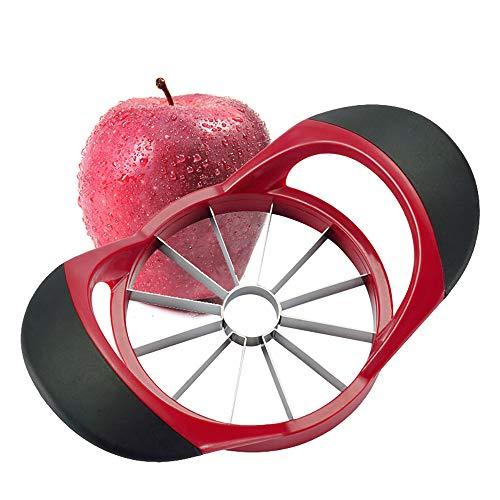 アップルカッター りんご カッター 果物カッター アップルフルーツカッター ウェッジカッター ステンレス製 キッチンガジェット 果物切り 快適 使用便利 家庭用