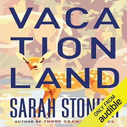 Vacationland audiobook cover art