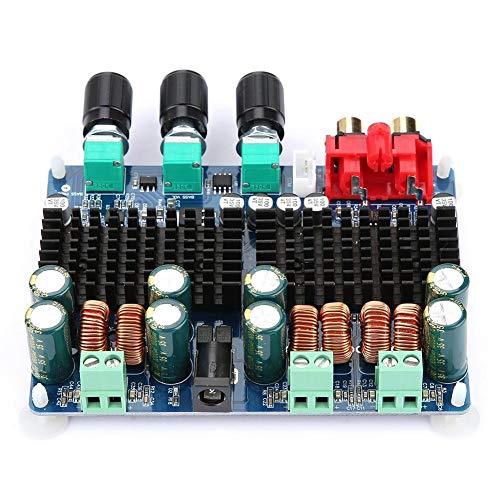Broco TPA3116 50 W x 2 + 100 W 2.1-kanaals subwoofer digitale versterker 12-26 V DC
