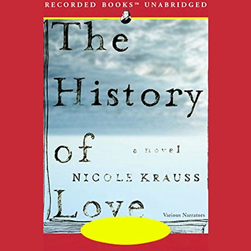 The History of Love cover art