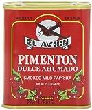 El Avion Pimenton Dulce Ahumado, 5er Pack (5 x 75 g)