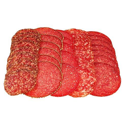 Salamiaufschnitt sortiert geschnitten 400 g
