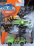 Matchbox Color Changer Jeep Wrangler