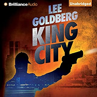 King City audiobook cover art