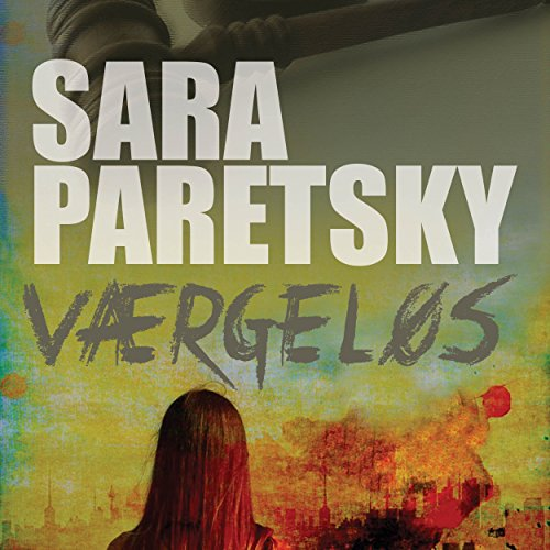 Vaergeløs audiobook cover art