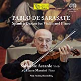Spanish Dances for Violin and Piano (Analog Master