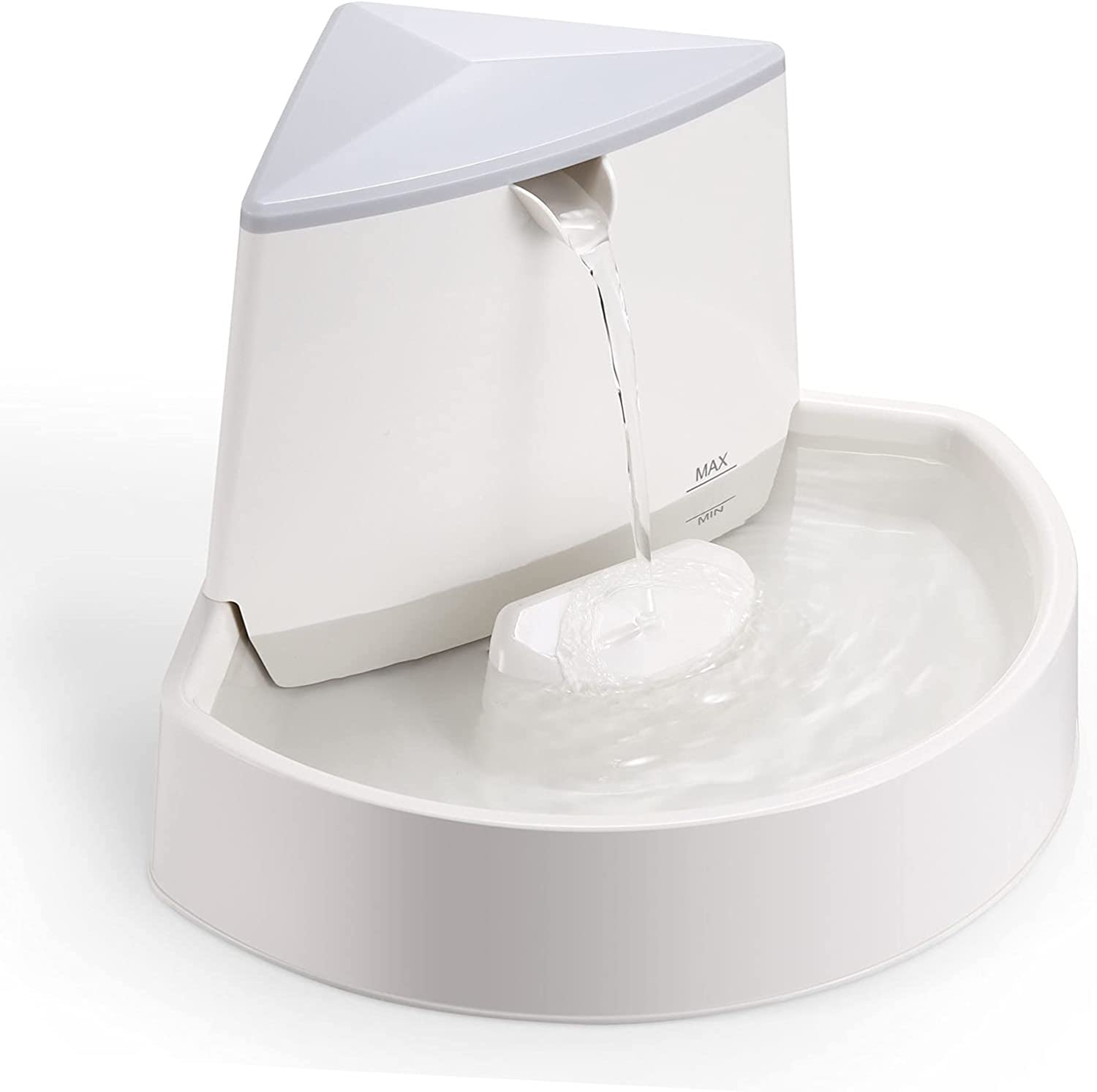 Phoenix Mall Now on sale Botitu Pet Cat Drinking Fountain Double Circul Filter Automatic