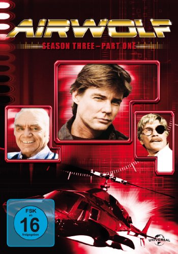 Airwolf - Season 3.1 (3 DVDs)