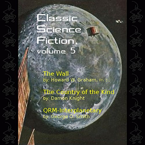 Classic Science Fiction, Volume 5 audiobook cover art