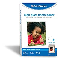 Printworks High Gloss Photo Paper