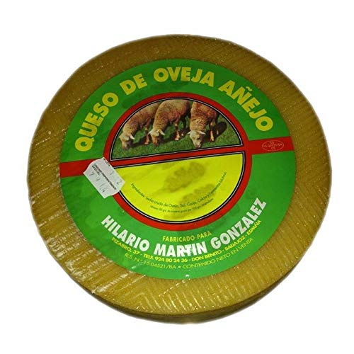 """Queso Añejo de Oveja \""""Hilario\"""""""