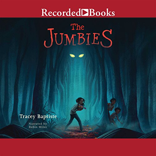 The Jumbies audiobook cover art