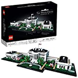 LEGOArchitectureLaCasaBianca,CollezioneMonumentiperAdulti,IdeaRegalodaCollezione,21054
