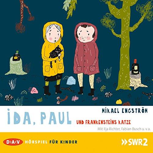 Ida, Paul und Frankensteins Katze audiobook cover art