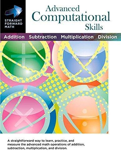 Advanced Computational Skills (Straight Forward Math Series) by Stan Collins (2015-09-01)