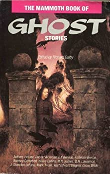 The Mammoth Book of Ghost Stories 0881845906 Book Cover